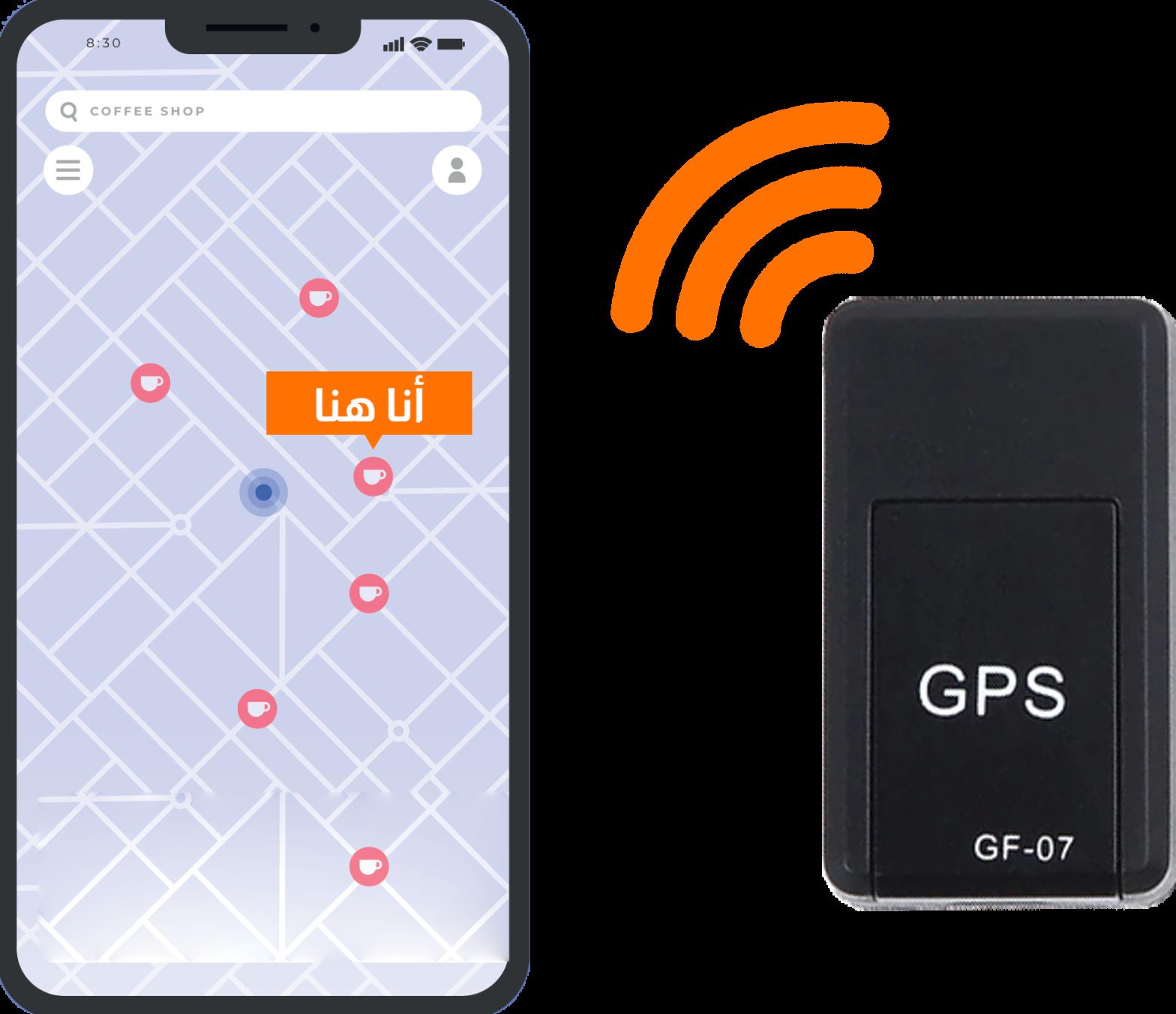 GPS Detecter