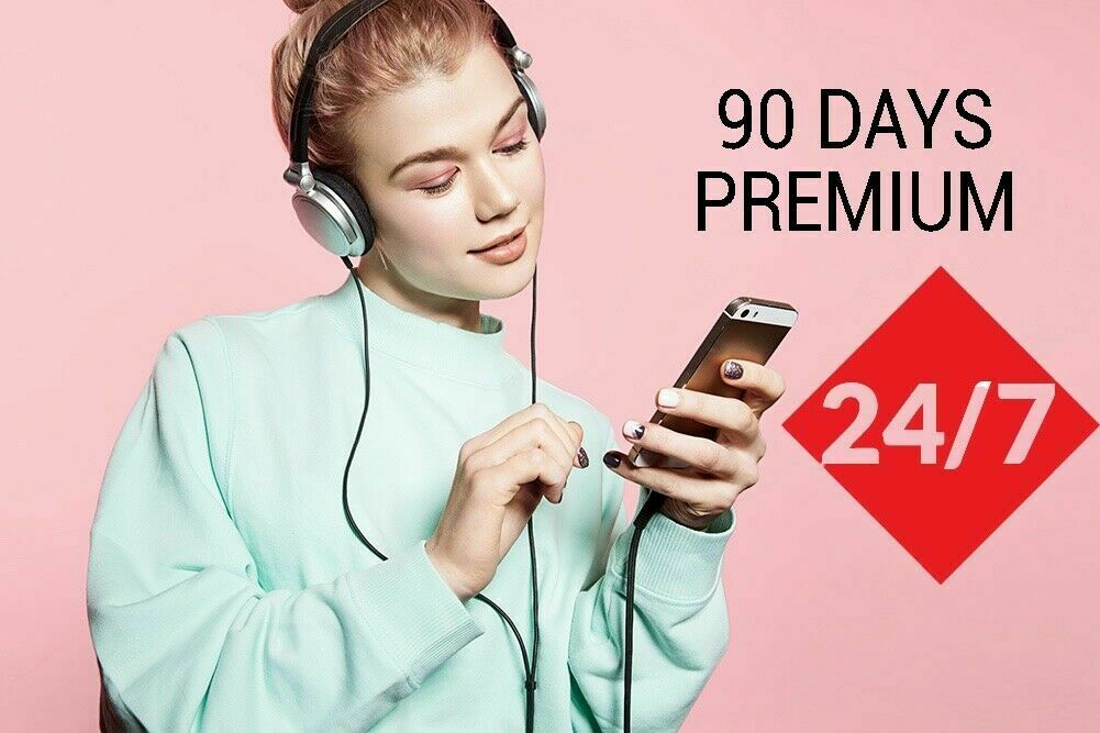 Spotify Premium 90 Days 3 Months Fast Delivery Legit