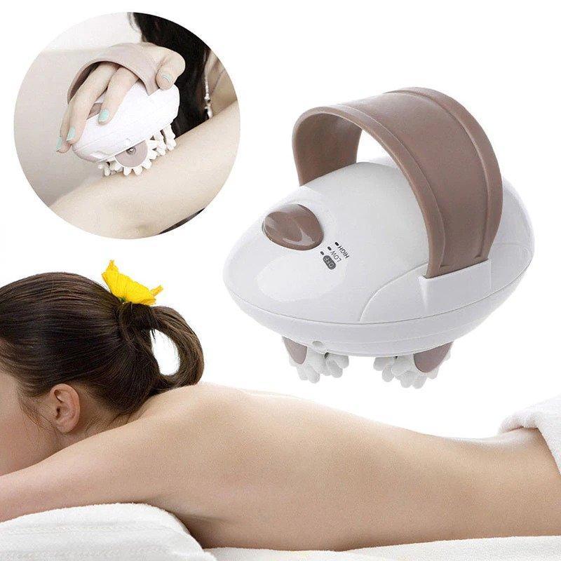 massageador para relaxar e eliminar gorduras localizadas