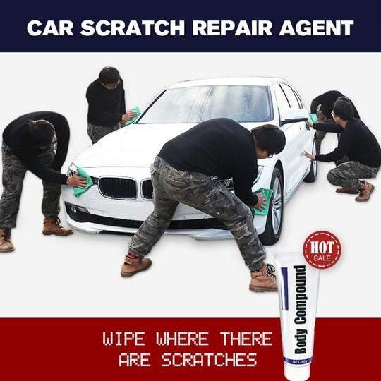 مادة قوية لإصلاح خدوش السيارات