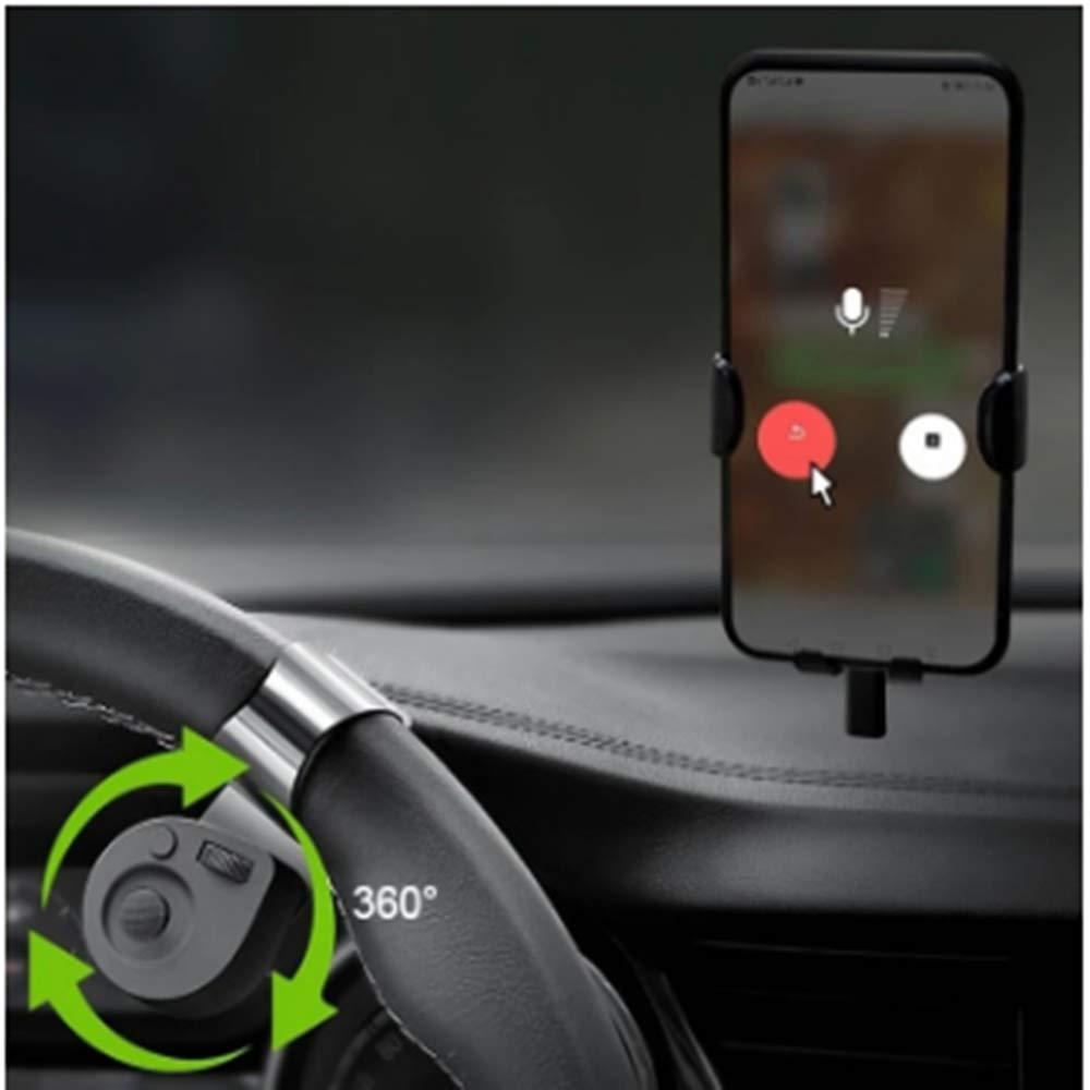 جهاز تحكم بالهاتف الذكي اللاسلكي للسيارة