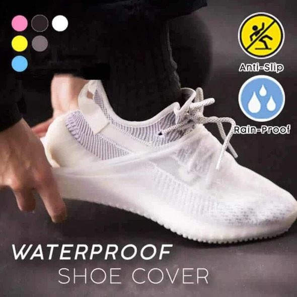 Reusable Silicone Waterproof Shoe Cover Non-slip FREE Shipping AU Stock