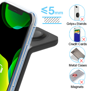 wireless charging for multiple devices pad mat iphone 11 pro max xs x 8 plus xr