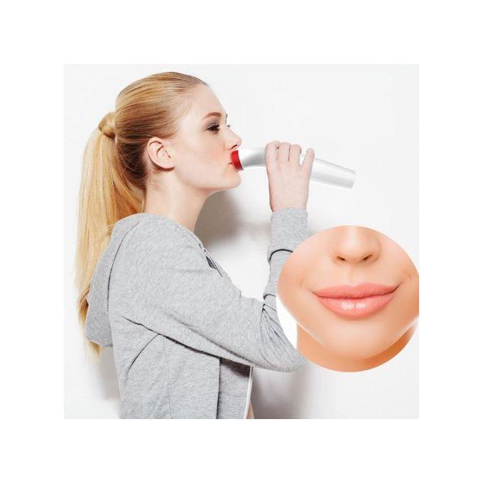 Lip Enhancer Automatic Lip Plumper Silicone pour un dumper complet plus épais Plus grand dispositif d