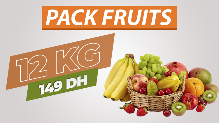 Pack Fruits